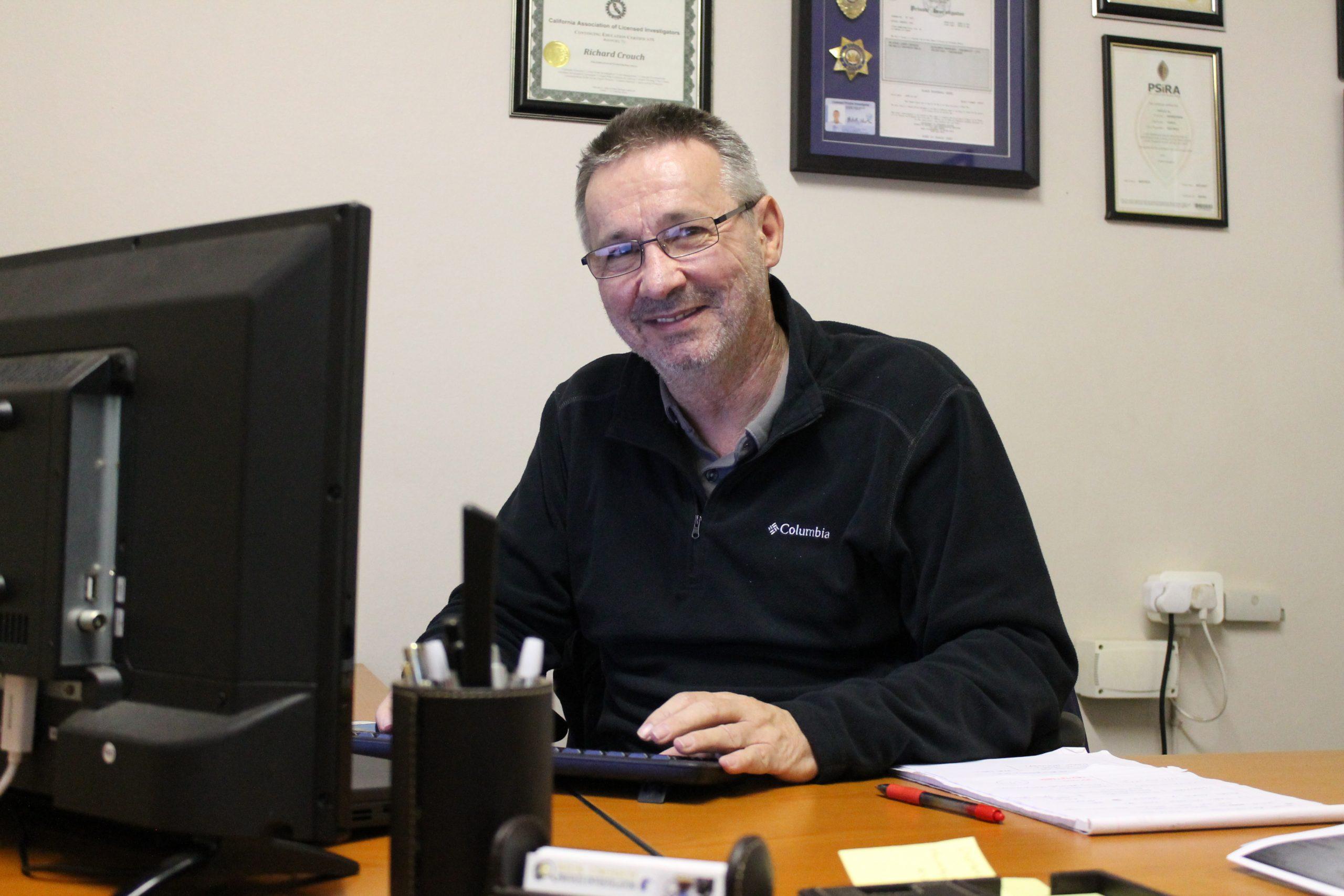 Rick Crouch Private Investigator in Durban